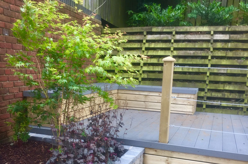 The Landscape Company NI Decking01