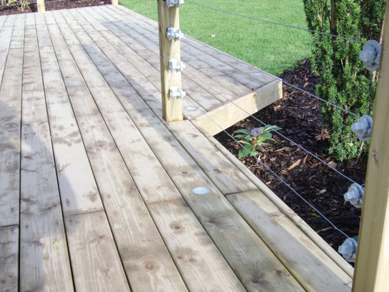 The Landscape Company NI Decking 3