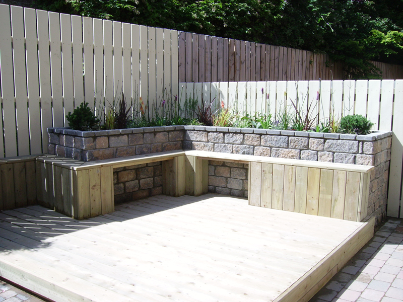 The Landscape Company NI Decking 6